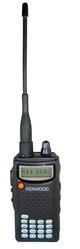 Рация портативная Kenwood TH-K4AT MAX 400-470 MHz новая