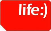 Сим карты без регистрации и оформления life:)